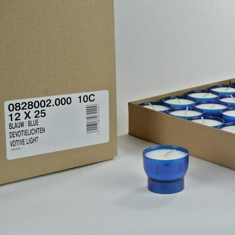 Carton de 300 V10 bleu
