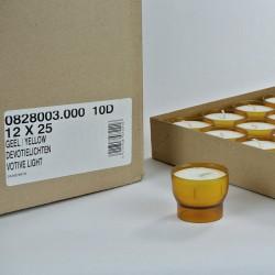 Carton de 300 V10 jaune