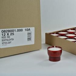 Carton de 300 V10 rouge