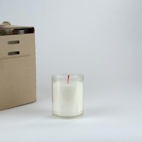 Carton 192 V. n° 36 neutre blanc