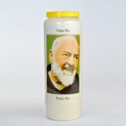 Carton 20 neuvaines Padre Pio