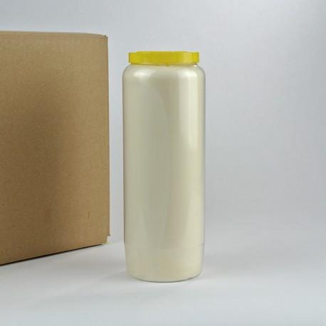 Carton 20 Lampes St Sacrement blanc