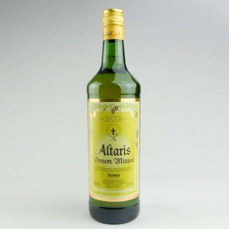 Vin de messe altaris Blanc 100cl