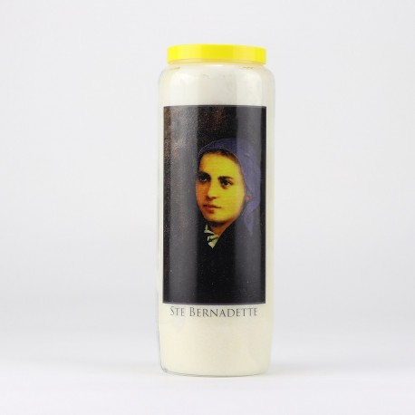 Carton 20 neuvaines Ste Bernadette