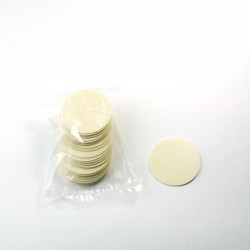 Hosties blanches 65mm (les 25)