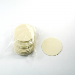 Hosties blanches 70mm (les 25)