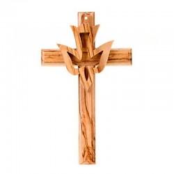 Croix de communion colombe