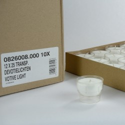 Carton de 300 V10 blanc
