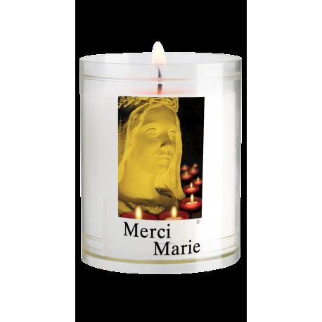 Carton 192 V. n°36 Merci Marie