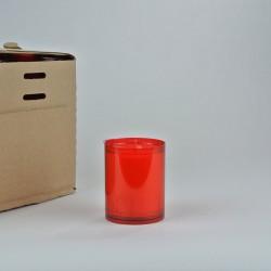 Carton 192 V. n° 36 neutre rouge