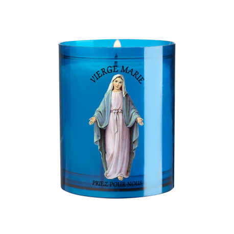 Carton 192 V. n°36 Ste Vierge/Bleu