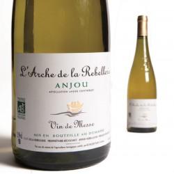 Vin blanc demi-sec Anjou BIO